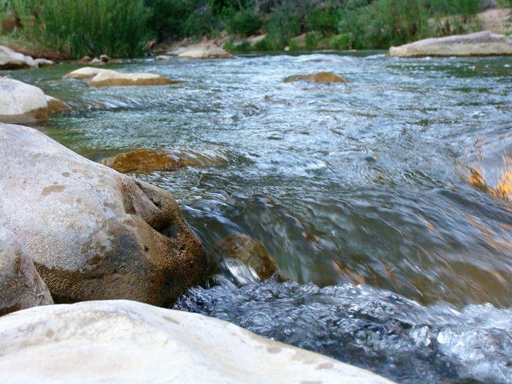 River Flow - Tina Swift