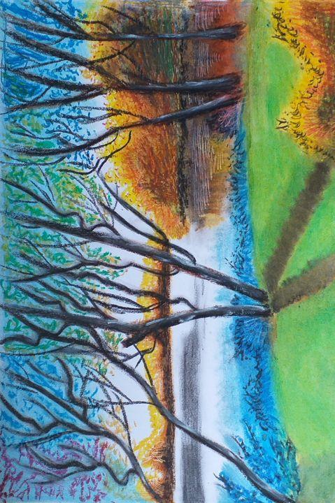 scenery - my beautifull paintings