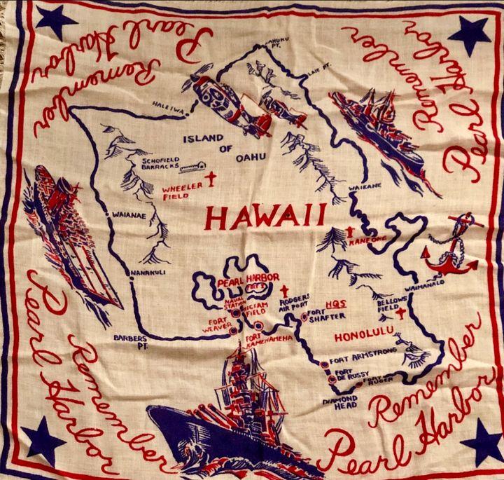 """""""Remember Pearl Harbor"""" circa 1942 - buyerStellar"""