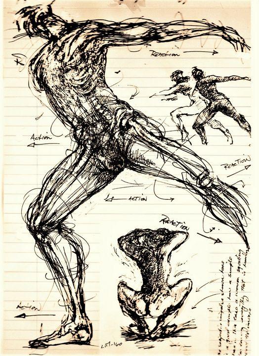 Anatomy in action SB12-17A - Edgar Pillinger