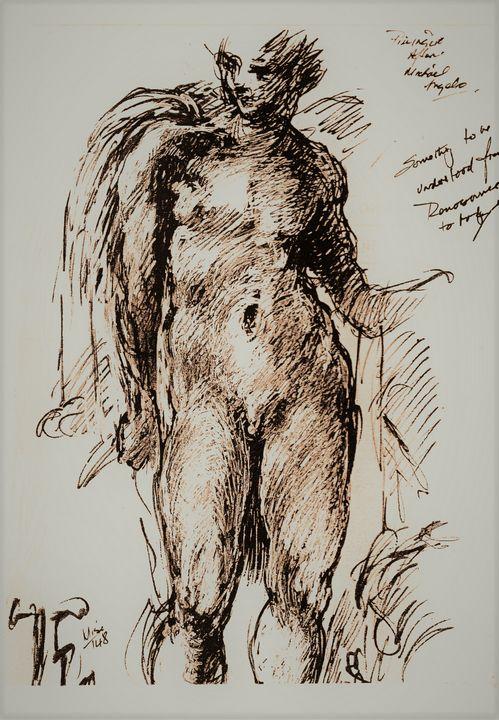 Classical Study - Edgar Pillinger