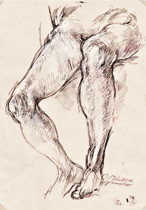 Figure study - Edgar Pillinger