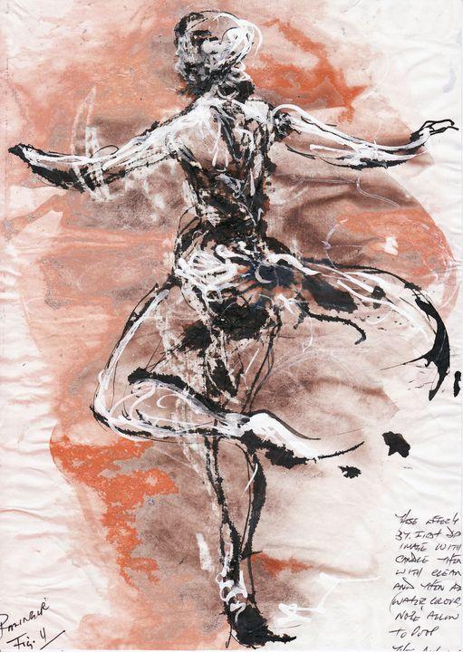 Dancer   LA3-80 - Edgar Pillinger