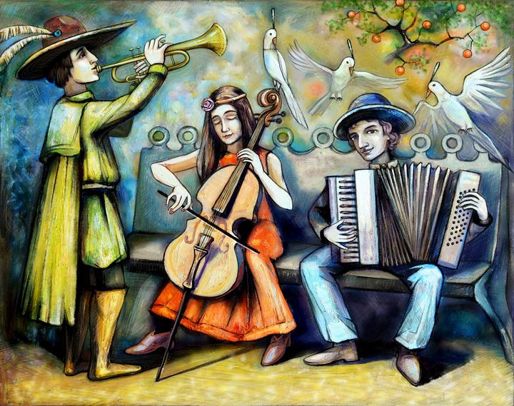 Musicians - VadymKoval