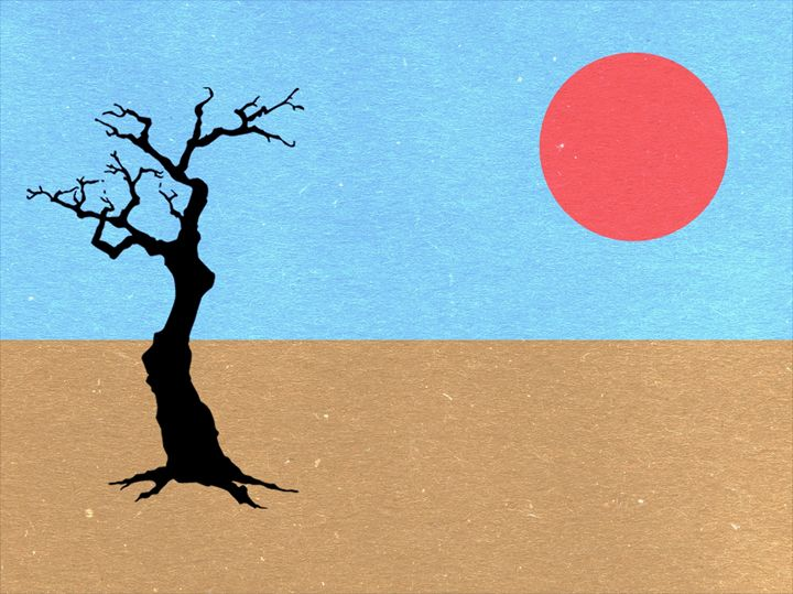 minimal desert - Firas hamdi