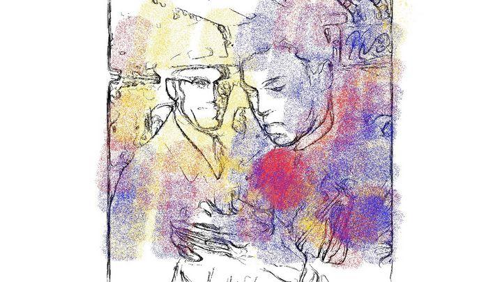 Malcolm x and Ali - Spidako