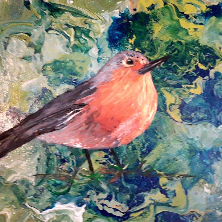 Garden Bird - Nicole's Closet