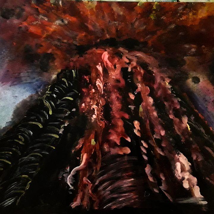 Angry Volcano - Nicole's Closet