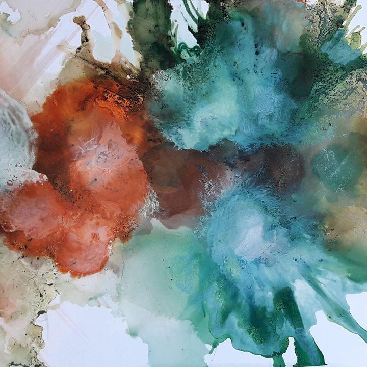 Colored Explosion - Nicole's Closet
