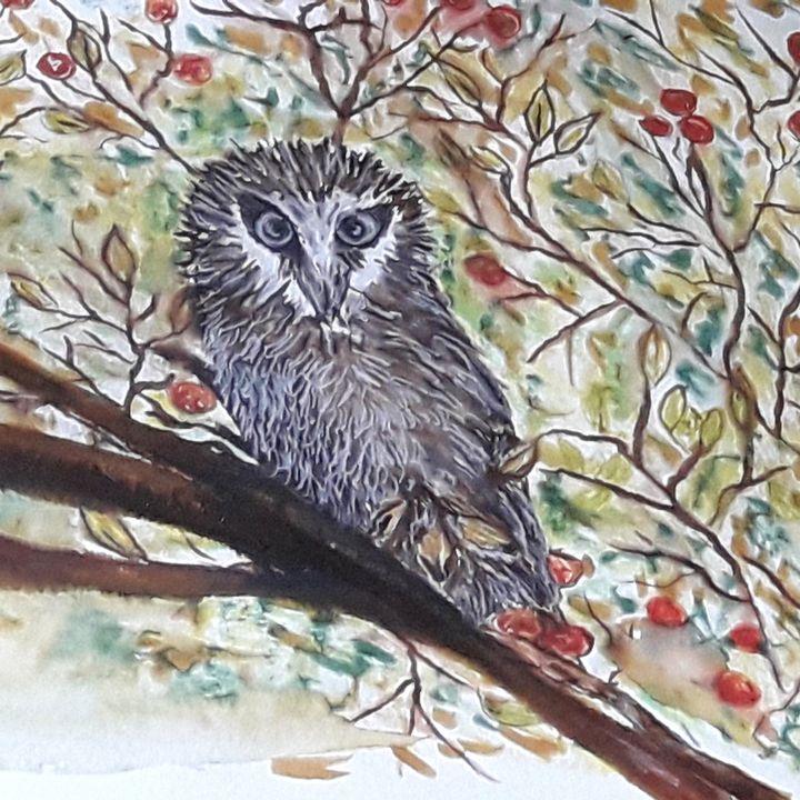 Day Owl - Nicole's Closet