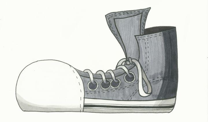 Shoe - elimy