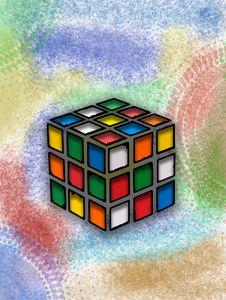 Rubics Wall