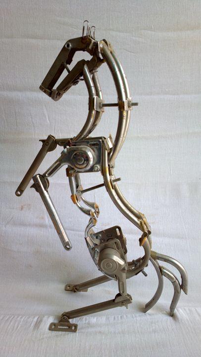 metal horse -  Uttam3112
