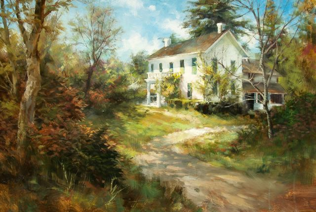 Hanley Farm - Stefan Baumann