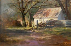 The Old Bunkhouse - Stefan Baumann