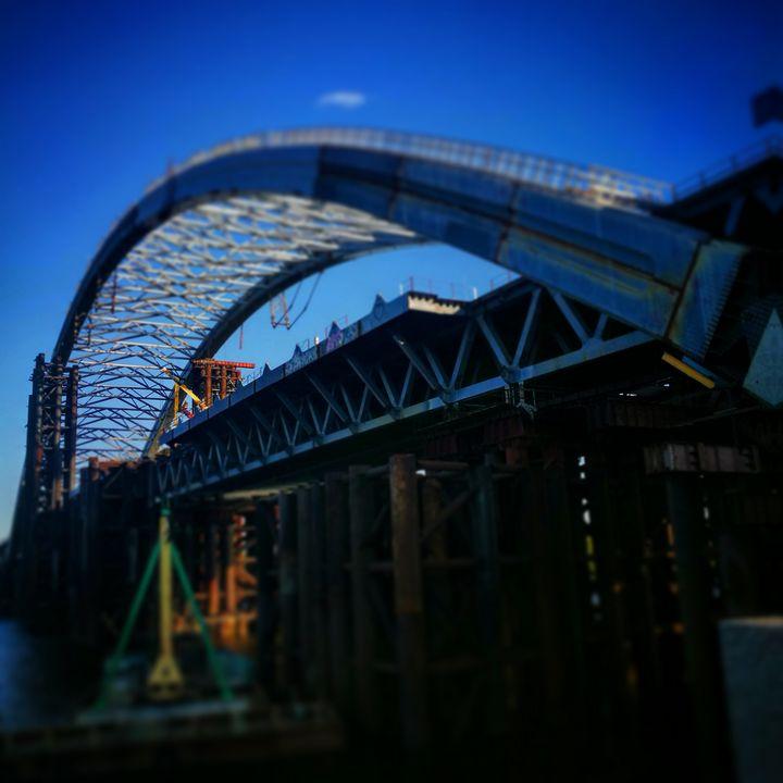 industrial bridge - Alenenok_art