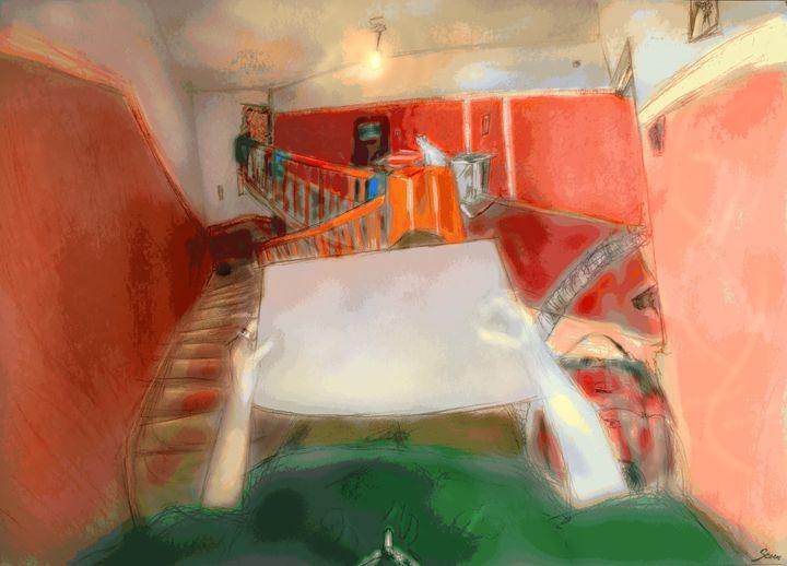 Upper corridor - Seven Vibe