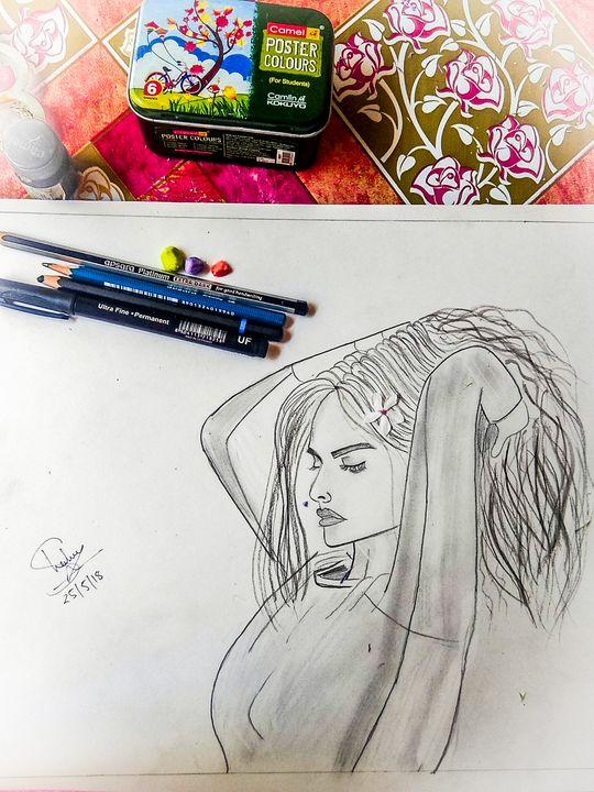 joyful life - fantasy potraits by shahrun ali
