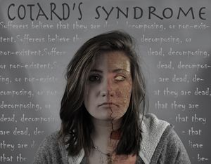 Cotard's Syndrome - Lexy's Photography