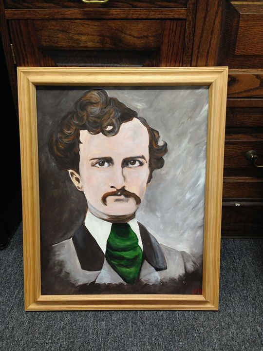 John Wilkes Booth - Look What We Made