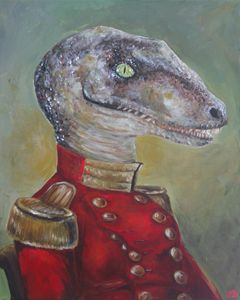 First Royal Raptor - Look What We Made