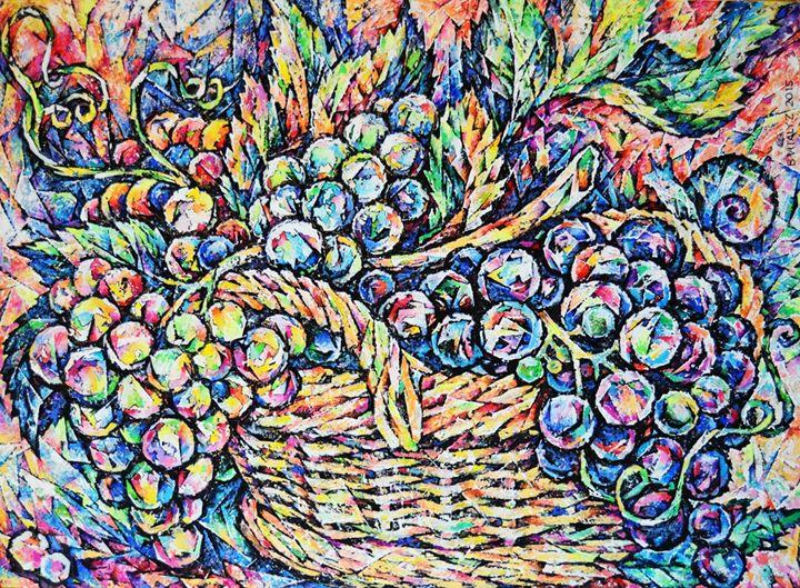 Grapes - Vitaly Zasedko