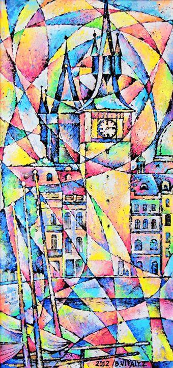 Prague - Vitaly Bobylev