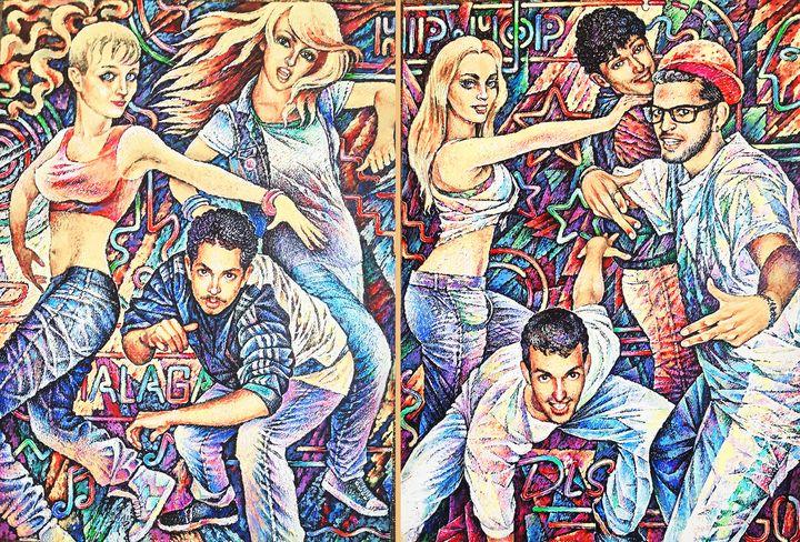 Hip-hop - Vitaly Bobylev