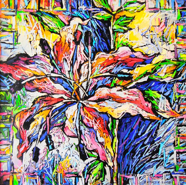 Lily - Vitaly Zasedko