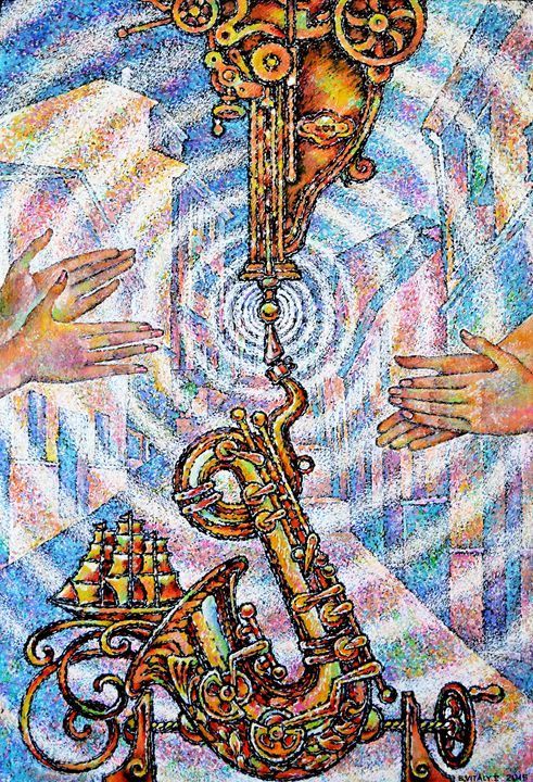 Saxophon - Vitaly Zasedko