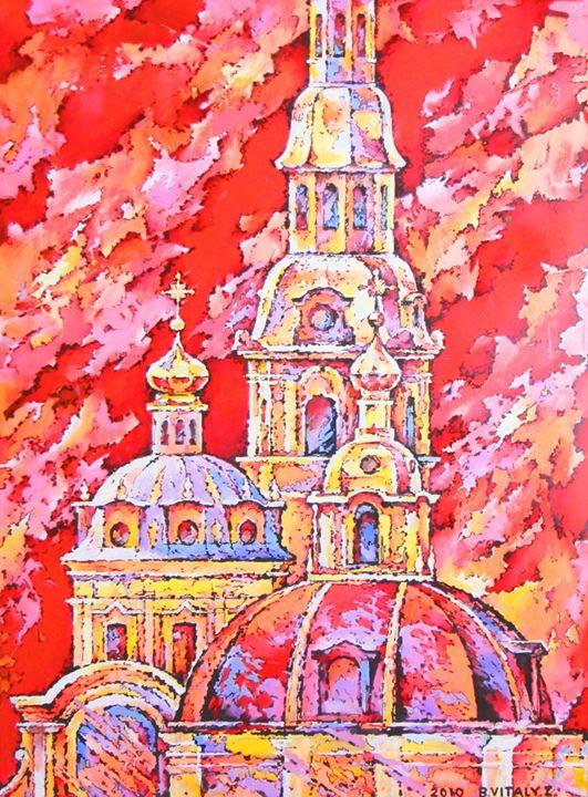 St. Petersburg 2 - Vitaly Zasedko