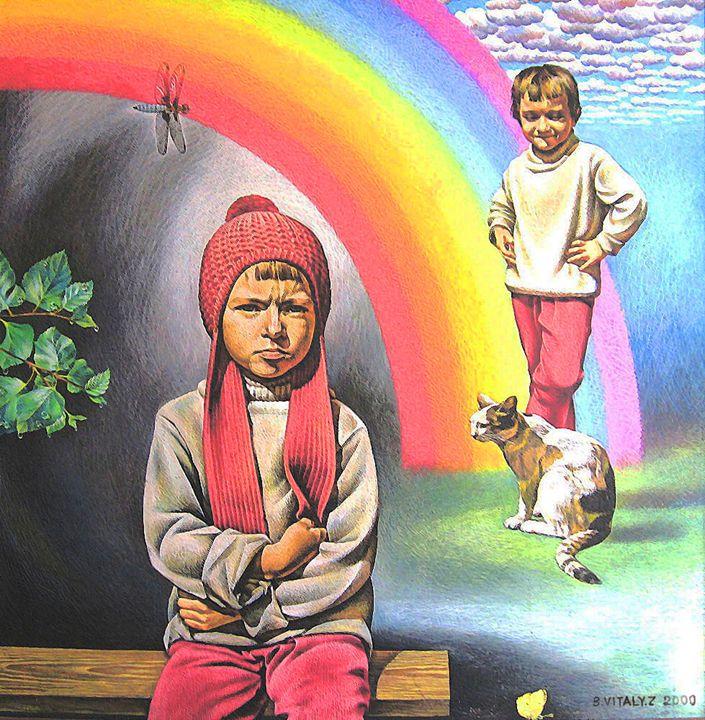 Rainbow - Vitaly Zasedko