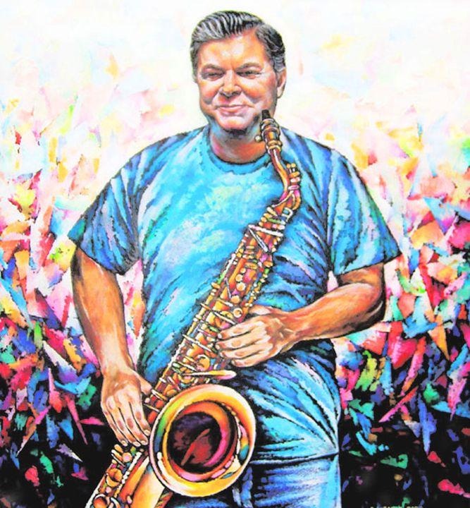 Saxophonist - Vitaly Zasedko