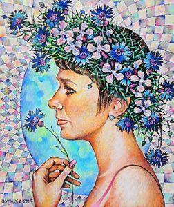 Portrait of Woman-11