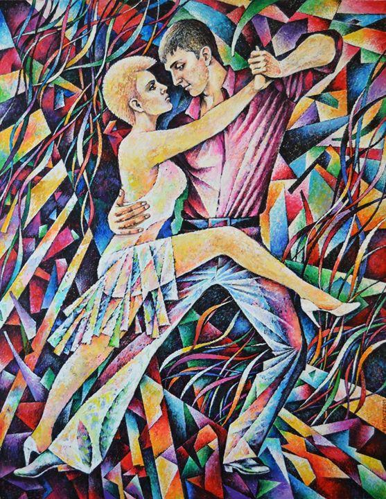 Tango - Vitaly Zasedko