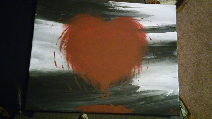 Deliquescent Heart - JG