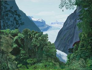 Rainforest & Glacier