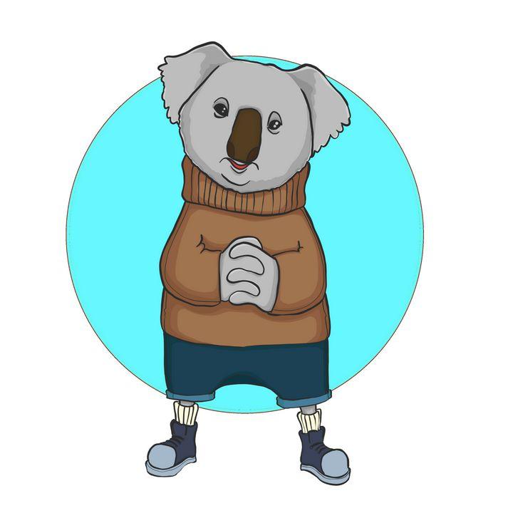 Koala - jaki