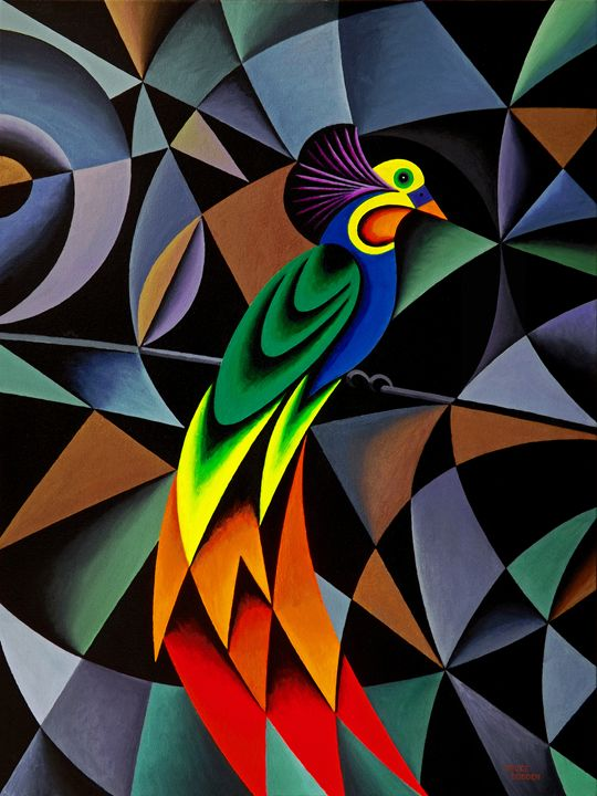 Bird Of Paradise - Bruce Bodden