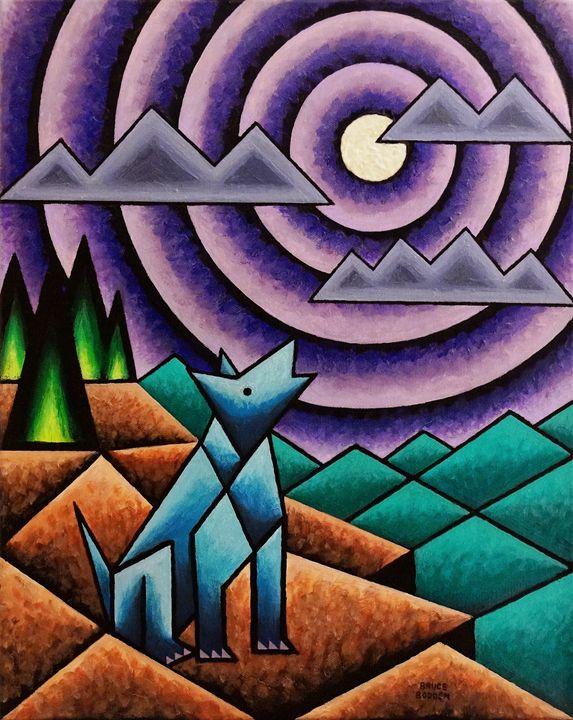 Howling - Bruce Bodden