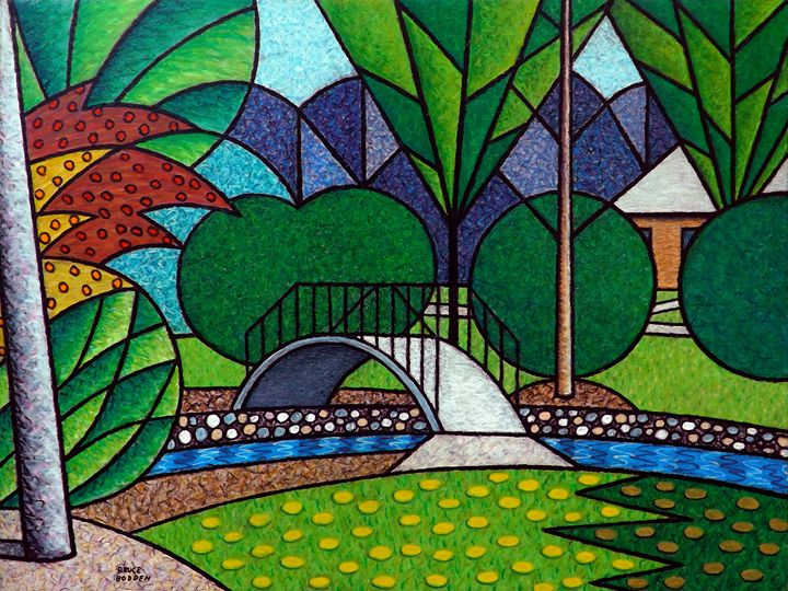 Smith Park Bridge-Big - Bruce Bodden
