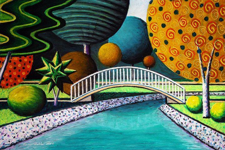 Smith Park Bridge - Bruce Bodden