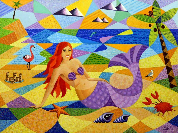 Mermaid - Bruce Bodden