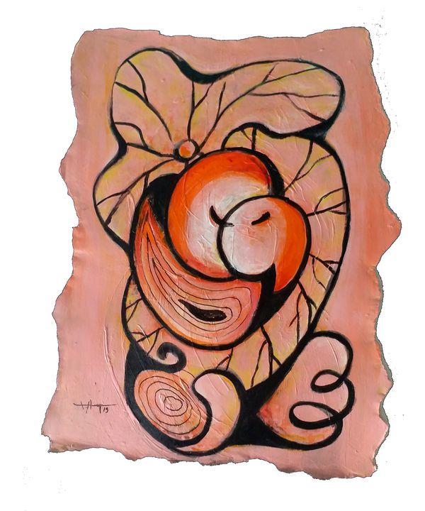 Lotus and Mother's love - ARTHIEP
