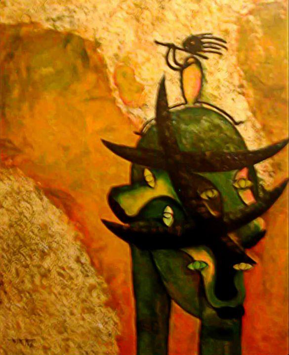 mood of buffalo - ARTHIEP