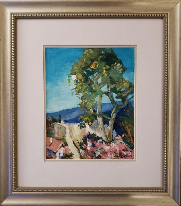 Landscape - Artpale Besa
