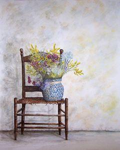 Althea's Flowers - Michael A.Trent