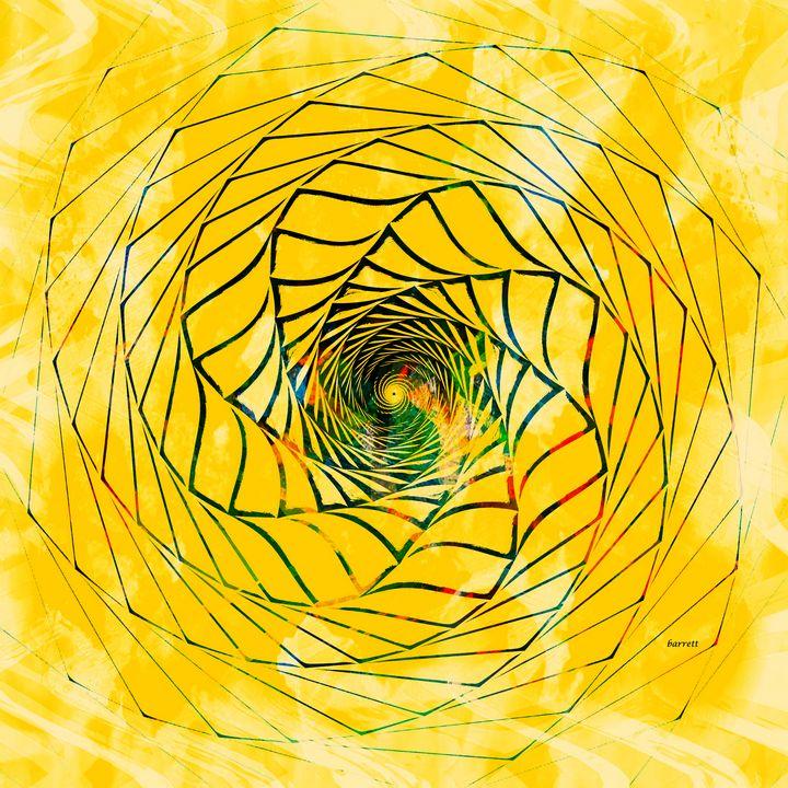 Spindown - The Art of Don Barrett