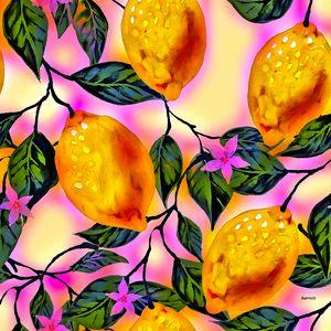 Lemon Tree - The Art of Don Barrett