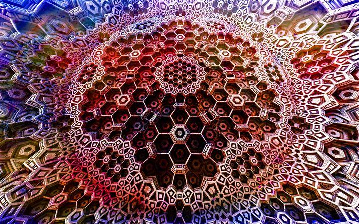 The Future Dome 2036 - The Art of Don Barrett